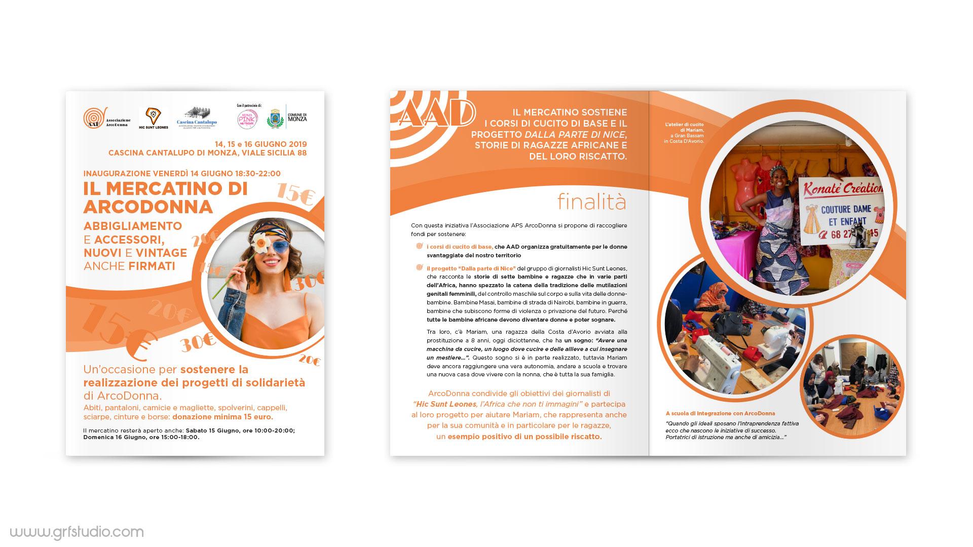 agenzia di comunicazione; grafica e advertising