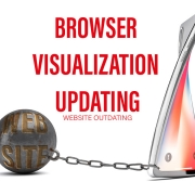 website outdating, BVU, Browser Visualization Updating, visualizzazione siti web, compatibilità browser